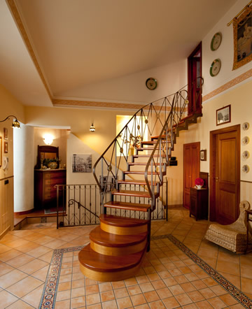 Bed and Breakfast Caltagirone - La Pilozza Infiorata