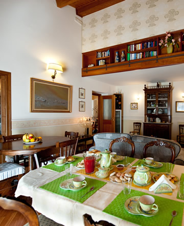Colazione siciliana al Bed and breakfast