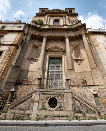 Chiesa San Giuseppe Caltagirone