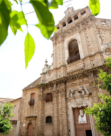 Chiesa San Giuseppe Caltagiron