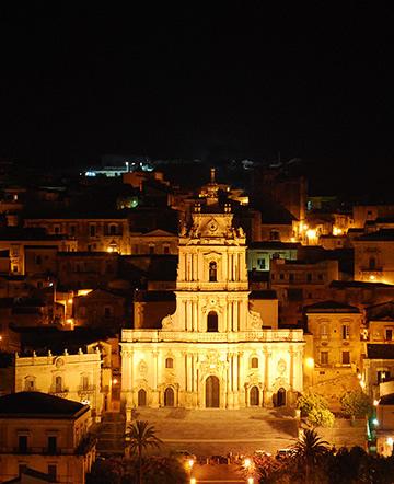 Modica, città di Ercole