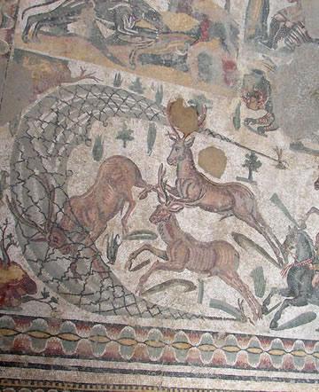 Piazza armerina, città dei mosaici