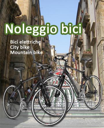 Noleggio bici elettriche caltagirone