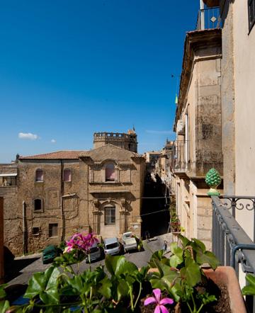 Roof Garden - B&B La Pilozza Infiorata