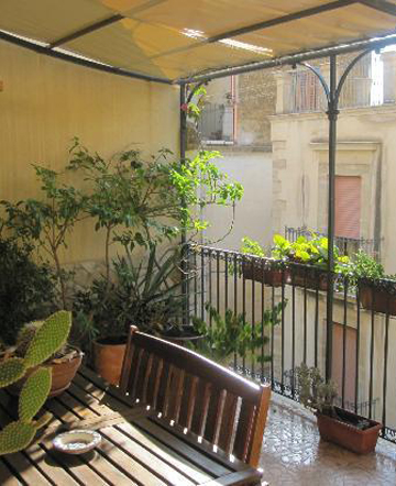 Roof garder - B&B La Pilozza Infiorata