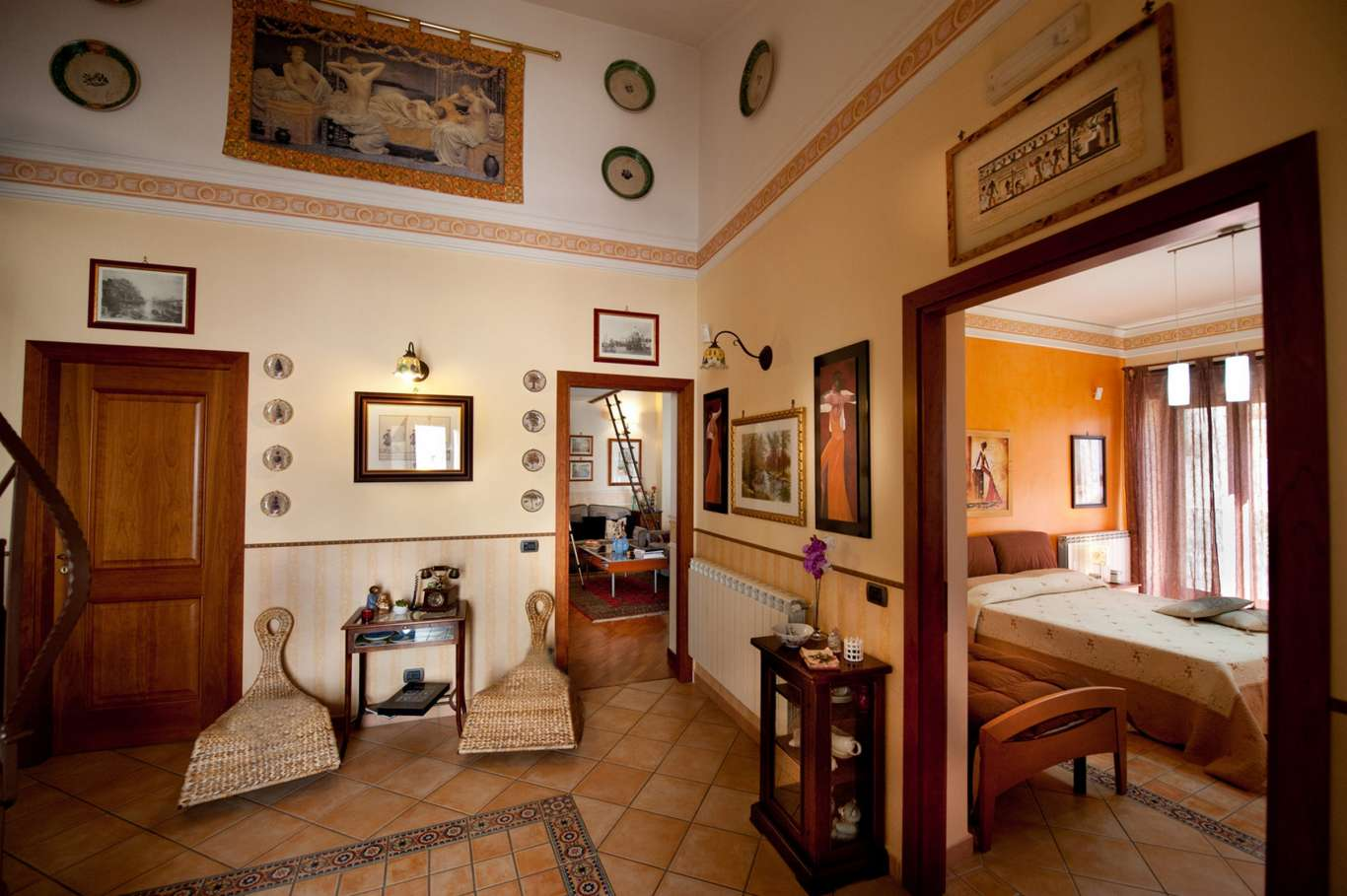 Bed and Breakfast la Pilozza Infiorata